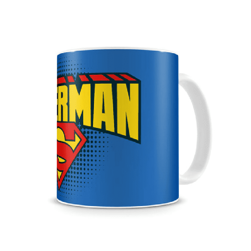 DC Comics Classic Superman Shield Mug