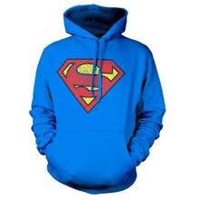 Load image into Gallery viewer, DC Comics Superman Washed Shield Hoodie