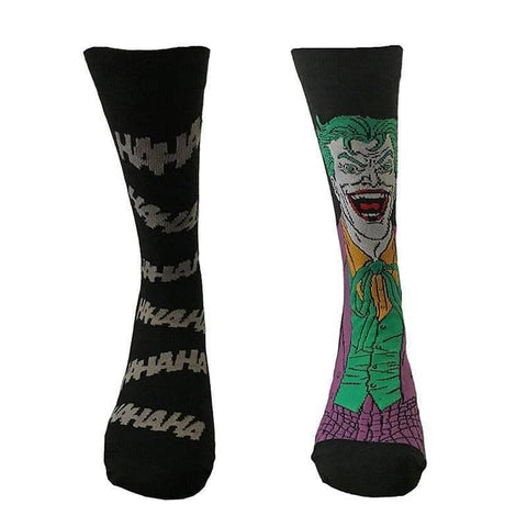 DC Comics The Joker Assorted Socks (2 Pairs)