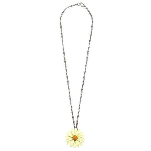 Daisy Locket Pendant