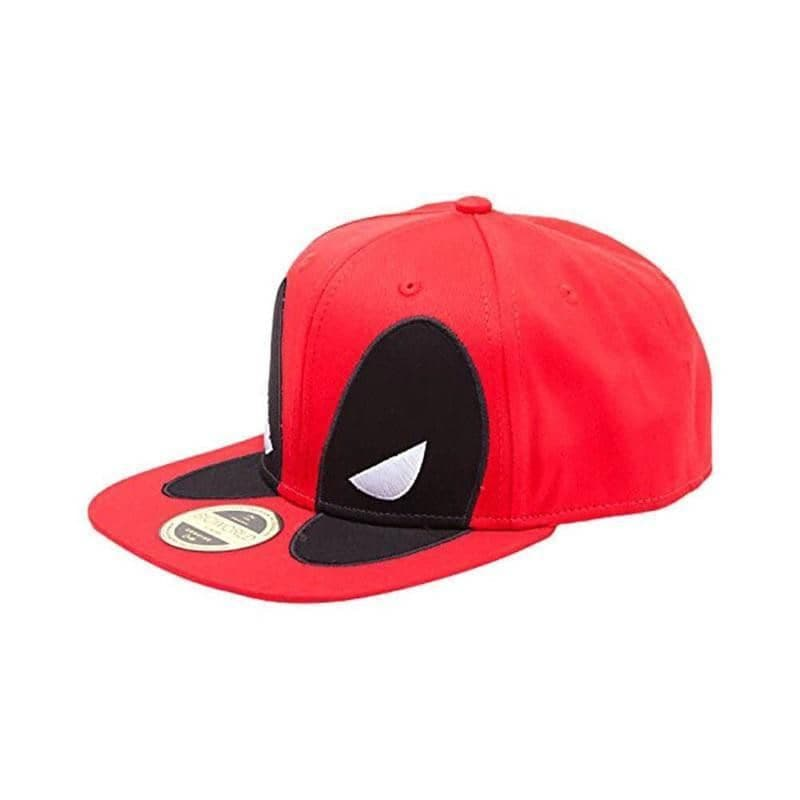Deadpool Mask Snapback Cap