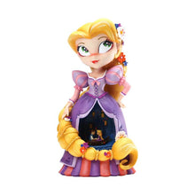 Load image into Gallery viewer, Front View of the Disney Showcase Miss Mindy Rapunzel Figurine