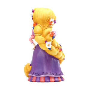Back View of the Disney Showcase Miss Mindy Rapunzel Figurine