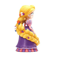 Load image into Gallery viewer, Right Side View of the Disney Showcase Miss Mindy Rapunzel Figurine