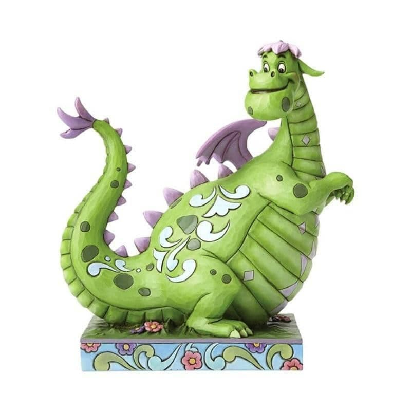 Disney Traditions 'A Boy's Best Friend' Elliot Dragon Figurine