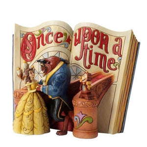 Disney Traditions Jim Shore Beauty and The Beast 'Love Endures' Figurine