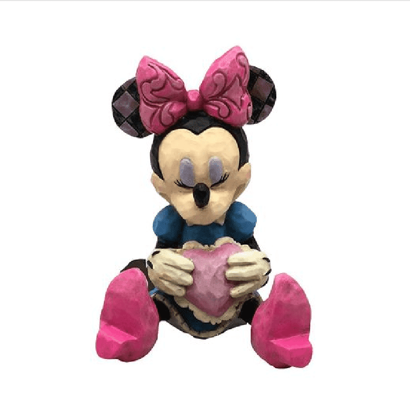 Disney Traditions Minnie Mouse Mini Figurine