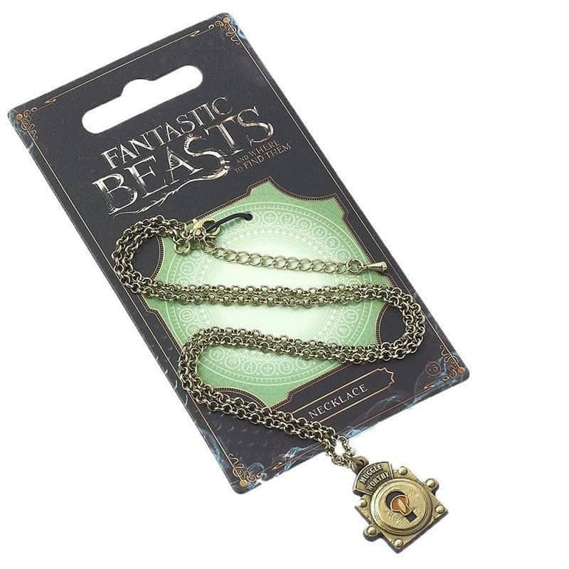 Fantastic Beast and Where to Find Them Muggle Worthy Necklace