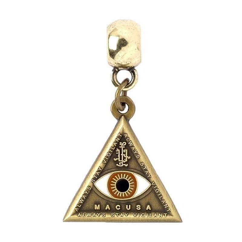 Fantastic Beast and Where to Find Them Triangle Eye Slider Charm