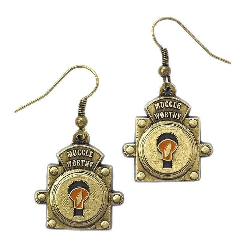 Fantastic Beasts and Where to Find Them Muggle Worthy Earrings