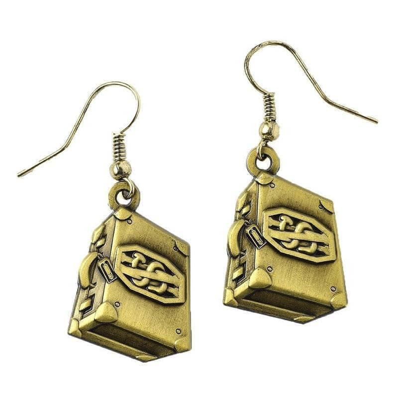 Fantastic Beasts and Where to Find Them Newt Scamander's Case Earrings
