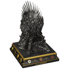 Load image into Gallery viewer, Game of Thrones Iron Throne Bookend