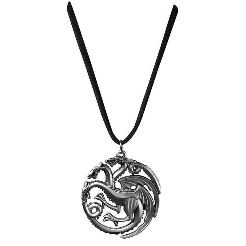 Game of Thrones Targaryen Sigil Pendant