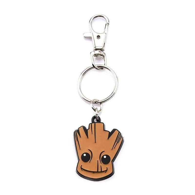 Guardians of The Galaxy Groot Character Keyring