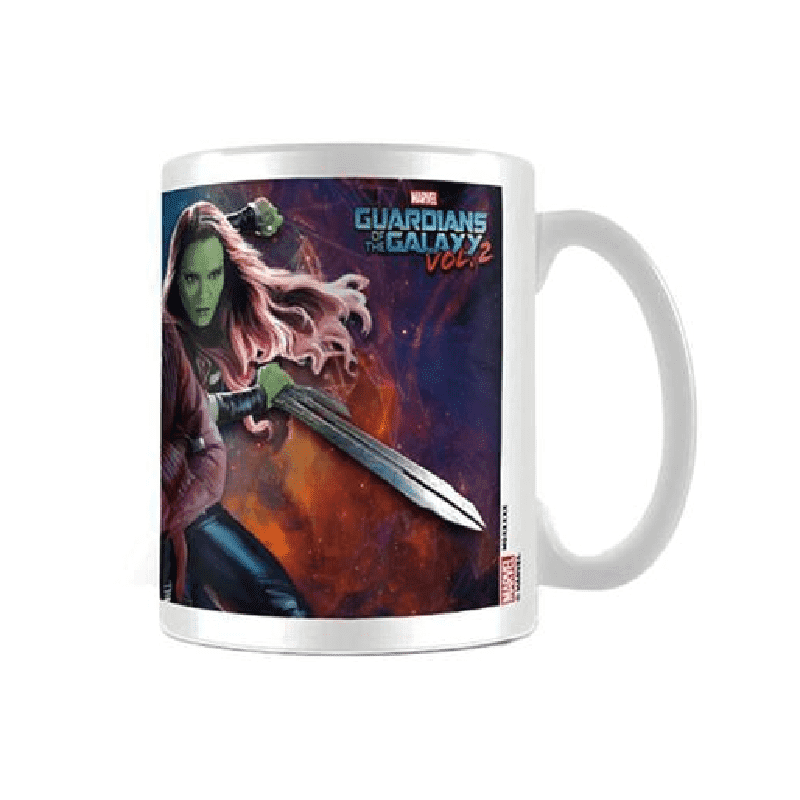 Guardians of The Galaxy Vol 2 Characters Action Mug