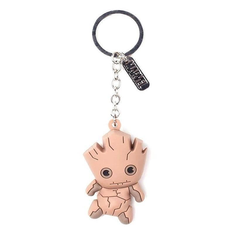 Guardians of the Galaxy Groot 3D Keychain