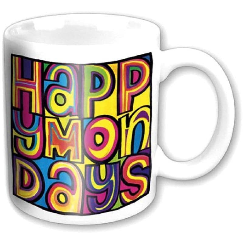 Happy Mondays Logo Mug