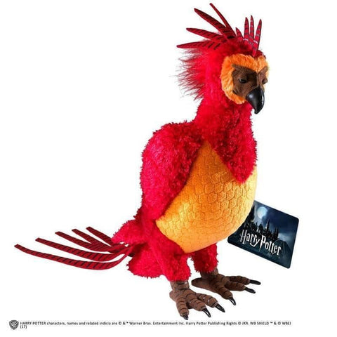 "Harry Potter 12"" Fawkes Collector's Plush"