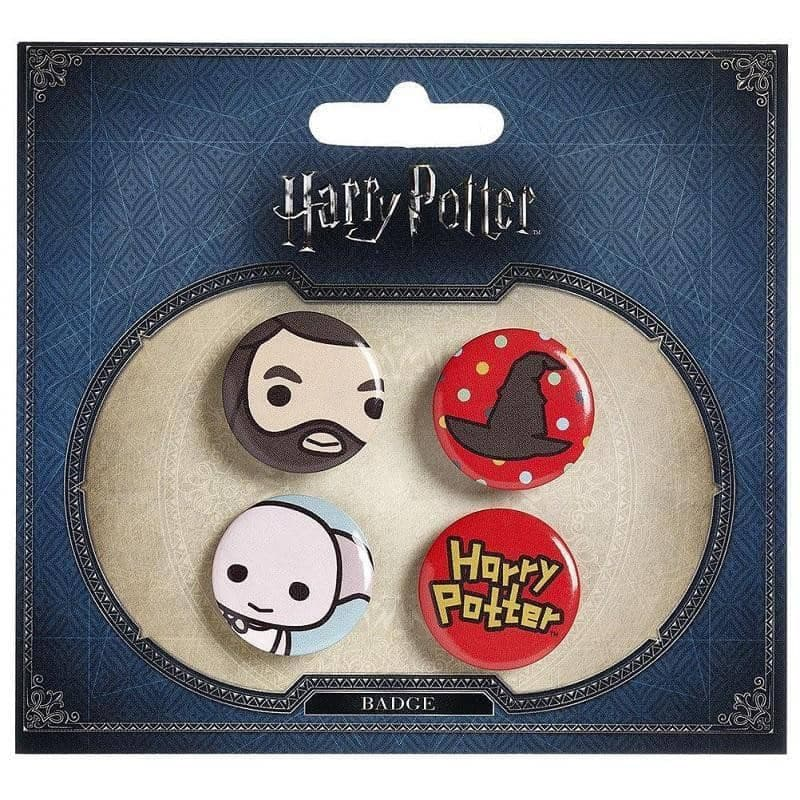 Harry Potter Cutie Button Badges (Style 4)
