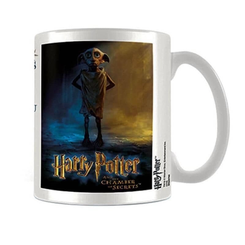 Harry Potter Dobby Warning Mug