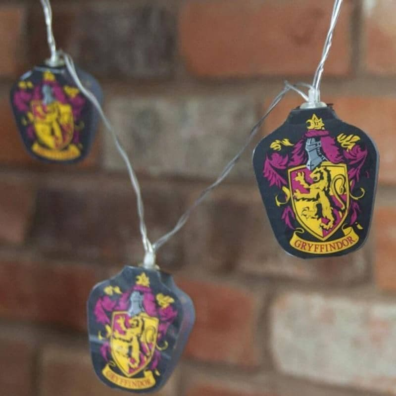 Harry Potter Gryffindor Crest 2D String Lights