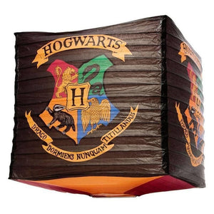 Harry Potter Hogwarts Cube Paper Lightshade