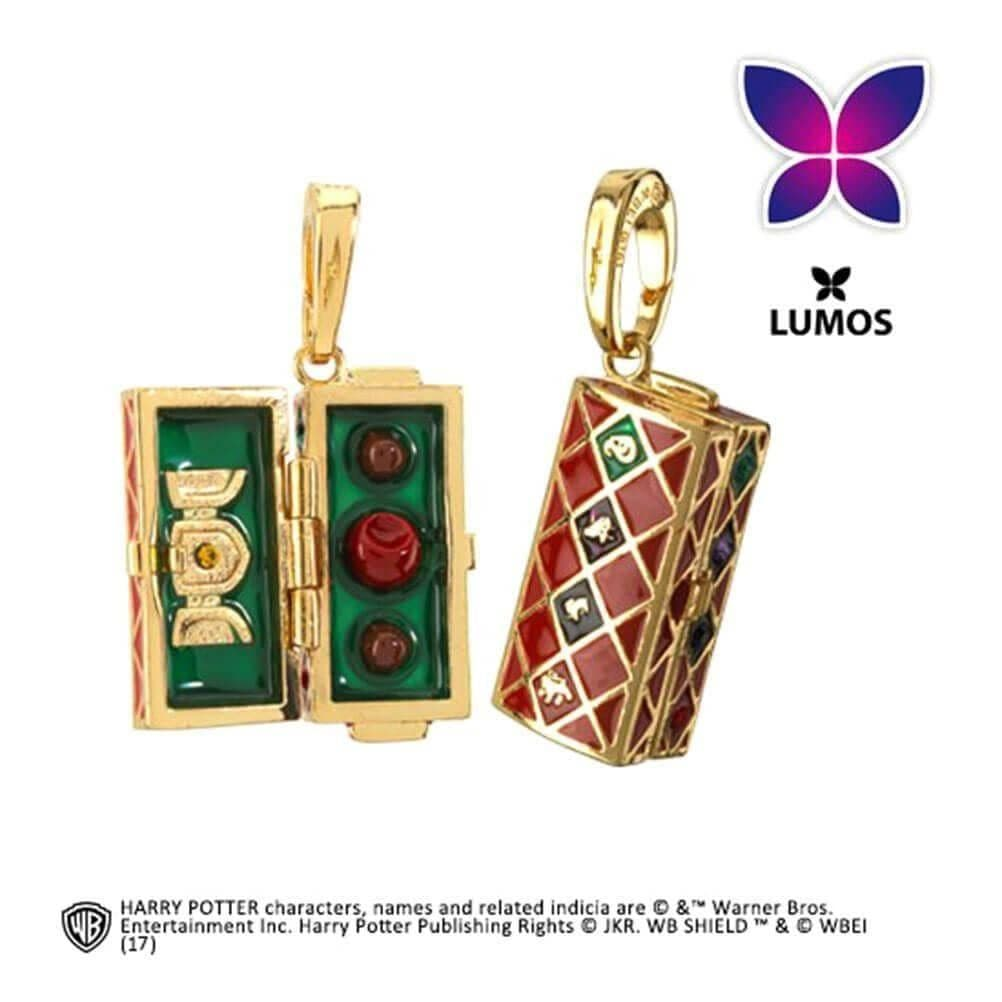 Harry Potter Lumos Charm 13 - Quidditch Trunk