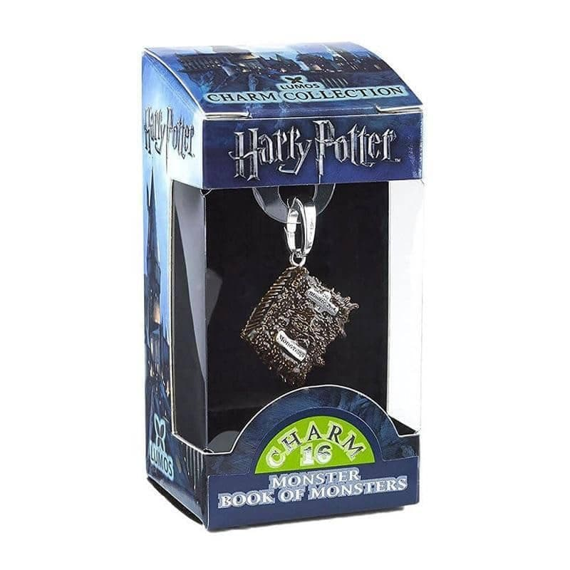 Harry Potter Lumos Charm 16 - Monster Book of Monsters