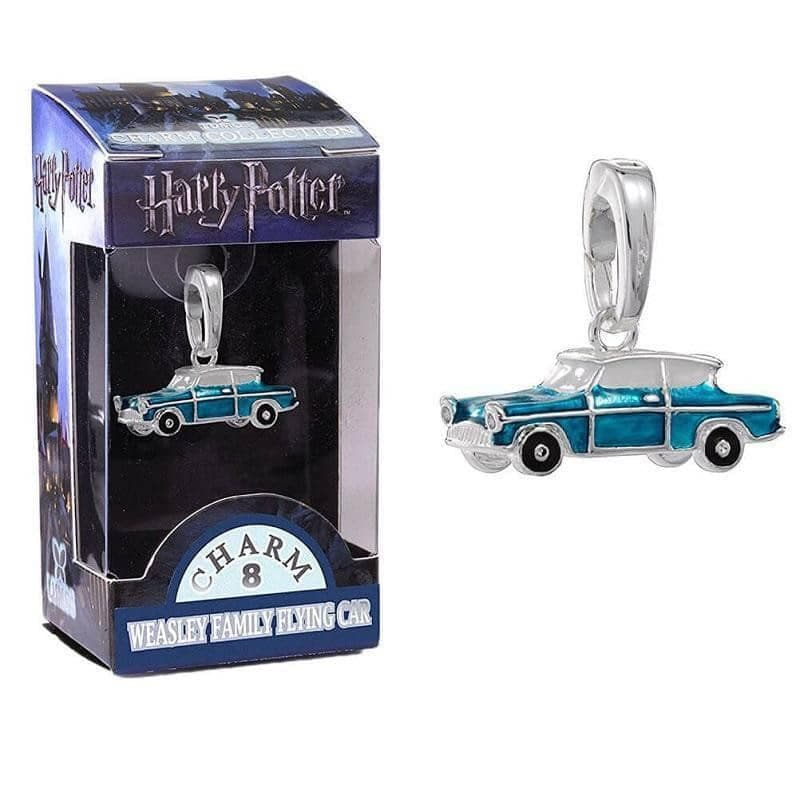 Harry Potter Lumos Charm 8 - Flying Weasley Car