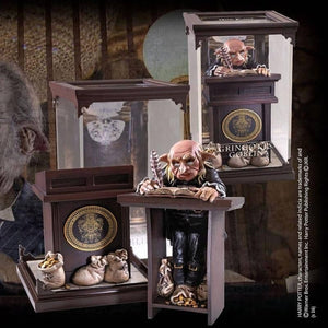 Harry Potter Magical Creatures No. 10 - Gringotts Goblin