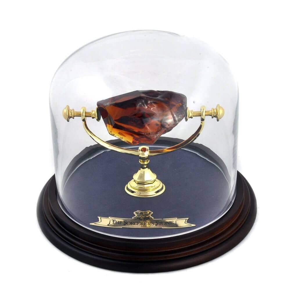 Harry Potter Replica Sorcerer's Stone and Display