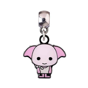 Harry Potter Silver Plated Dobby the House Elf Chibi Slider Charm