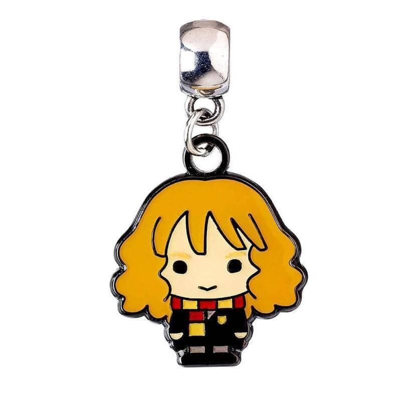 Harry Potter Silver Plated Hermione Granger Chibi Slider Charm