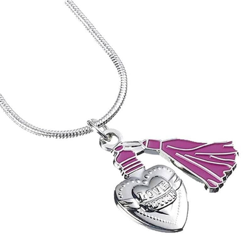 Harry Potter Silver Plated Love Potion Necklace