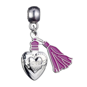 Harry Potter Silver Plated Love Potion Slider Charm