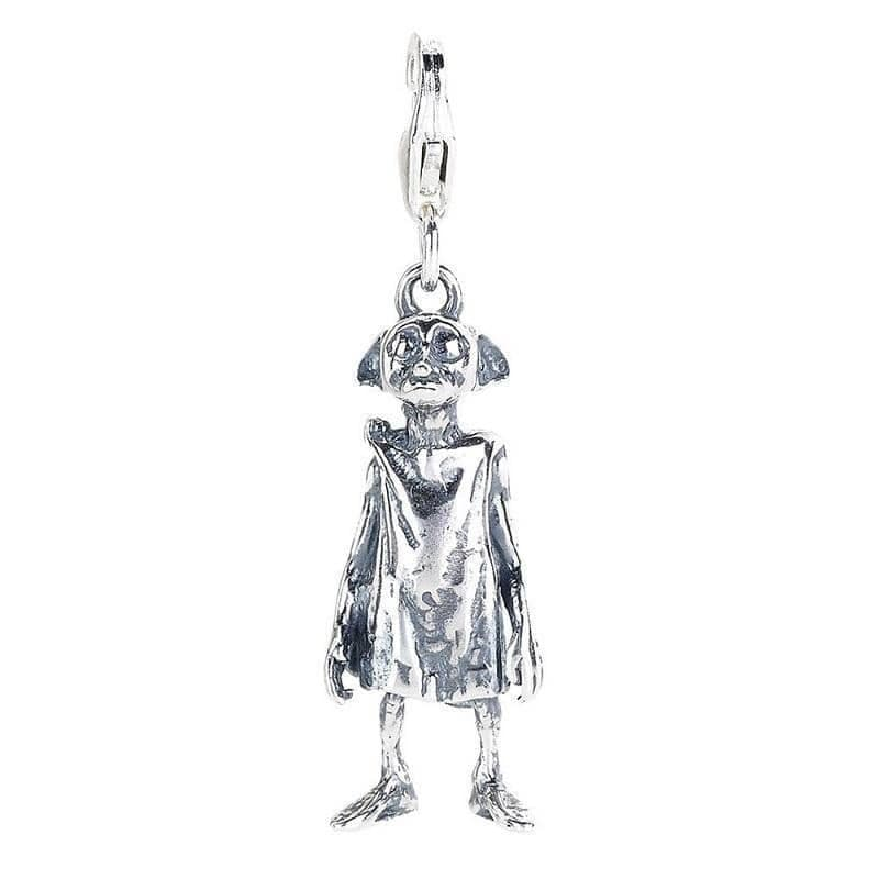 Harry Potter Sterling Silver Dobby the House Elf Clip-On Charm