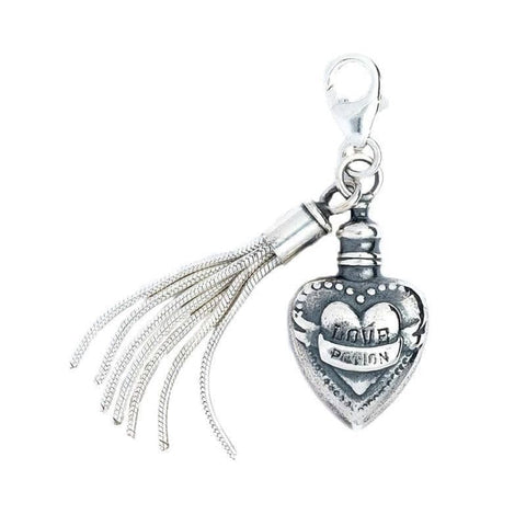 Harry Potter Sterling Silver Love Potion Clip-On Charm