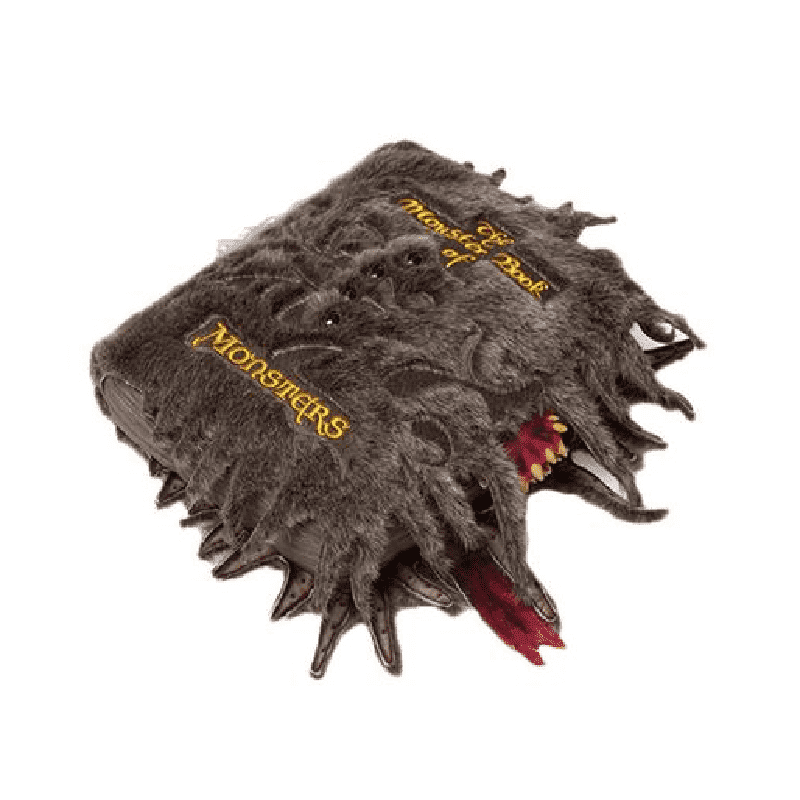 Harry Potter The Monster Book of Monsters Collector's Plush