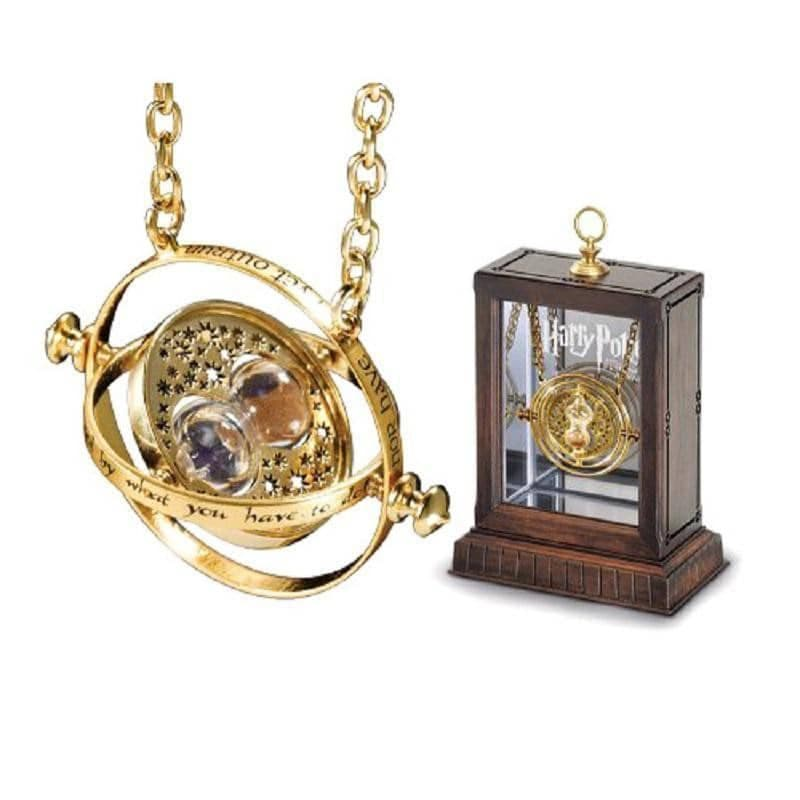 Hermione Granger's 24K Plated Time Turner