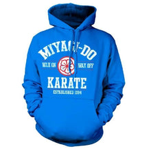 Load image into Gallery viewer, Karate Kid Miyagi-Do Karate 1984 Hoodie