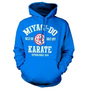 Karate Kid Miyagi-Do Karate 1984 Hoodie