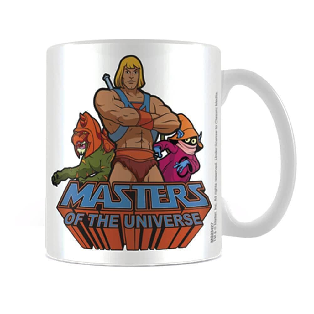 Masters of The Universe He-Man I have the Power Mug