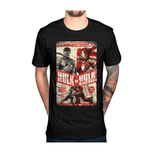 Load image into Gallery viewer, Men's Avengers Age of Ultron Monster Vs. Machine T-Shirt