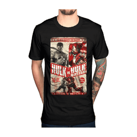 Men's Avengers Age of Ultron Monster Vs. Machine T-Shirt