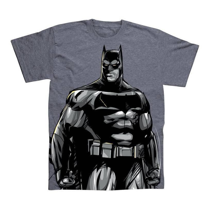 Men's Batman Standing All Over Print T-Shirt