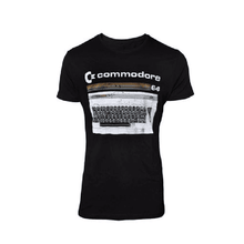 Load image into Gallery viewer, Men's Commodore 64 Classic Keyboard T-Shirt