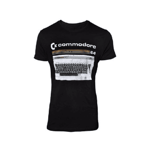 Men's Commodore 64 Classic Keyboard T-Shirt
