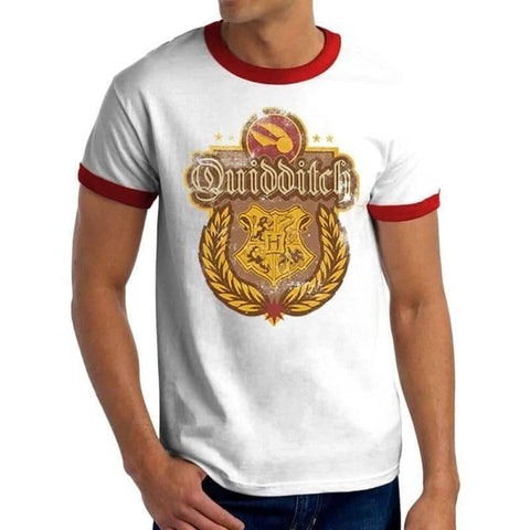 Men's Harry Potter Quidditch T-Shirt