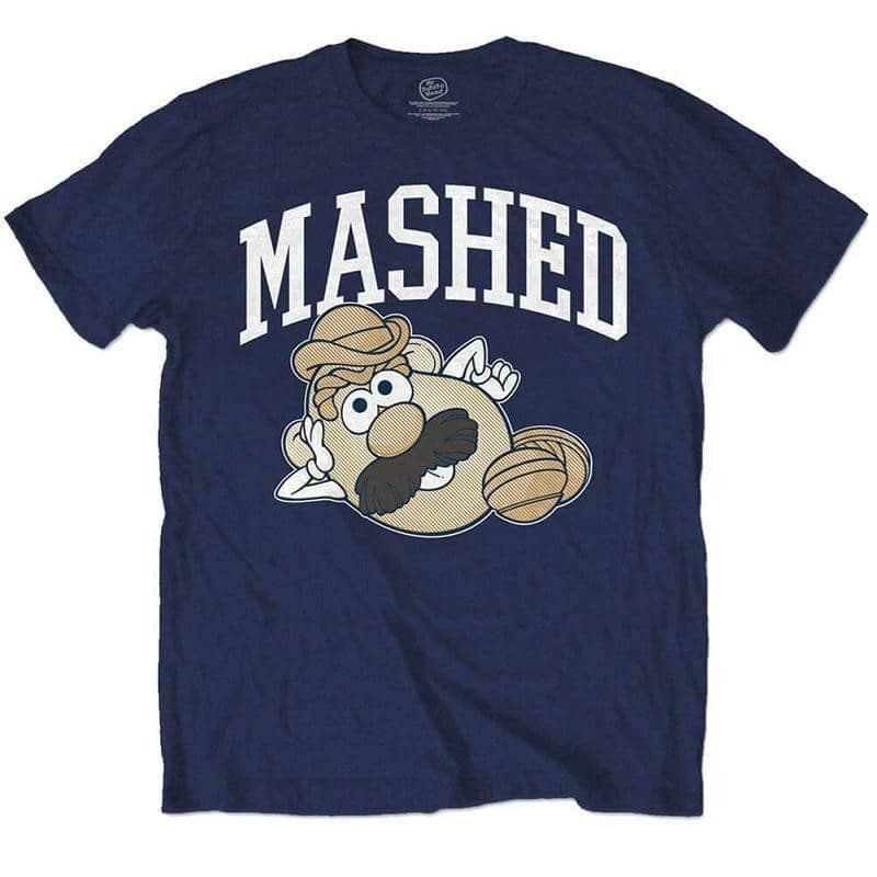 Men's Mr Potato Head Mashed T-Shirt