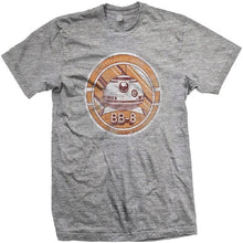Load image into Gallery viewer, Men's Star Wars Episode VII BB-8 Distressed T-Shirt